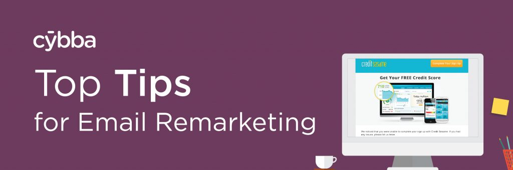 Top Tips for Email Remarketing