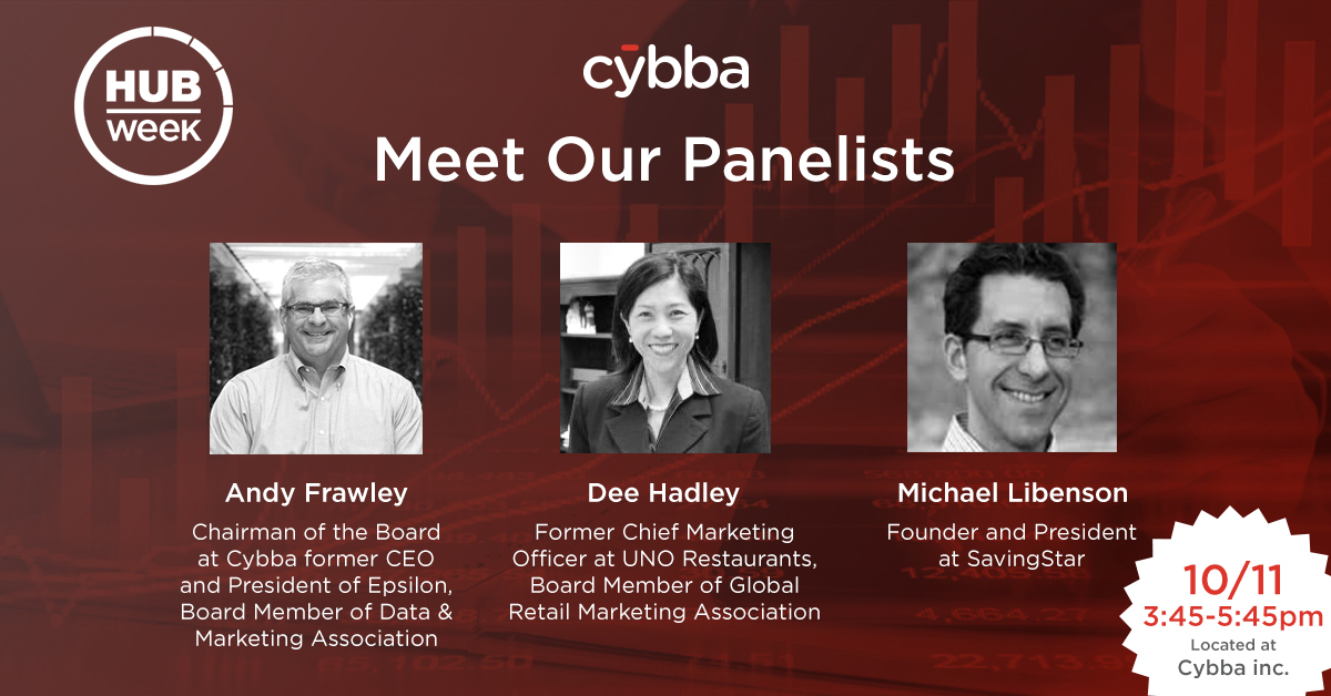 Cybba Ramp Up eCommerce Conversions Panelists