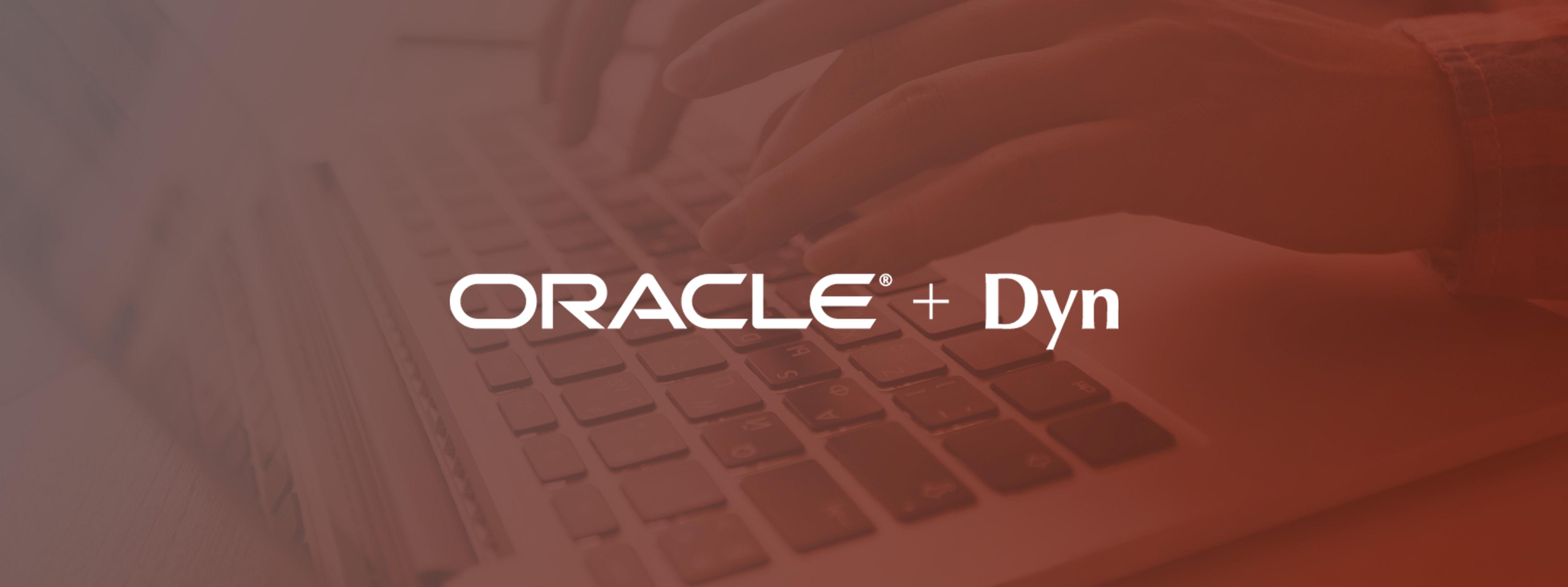 Orcacle + Dyn Logo