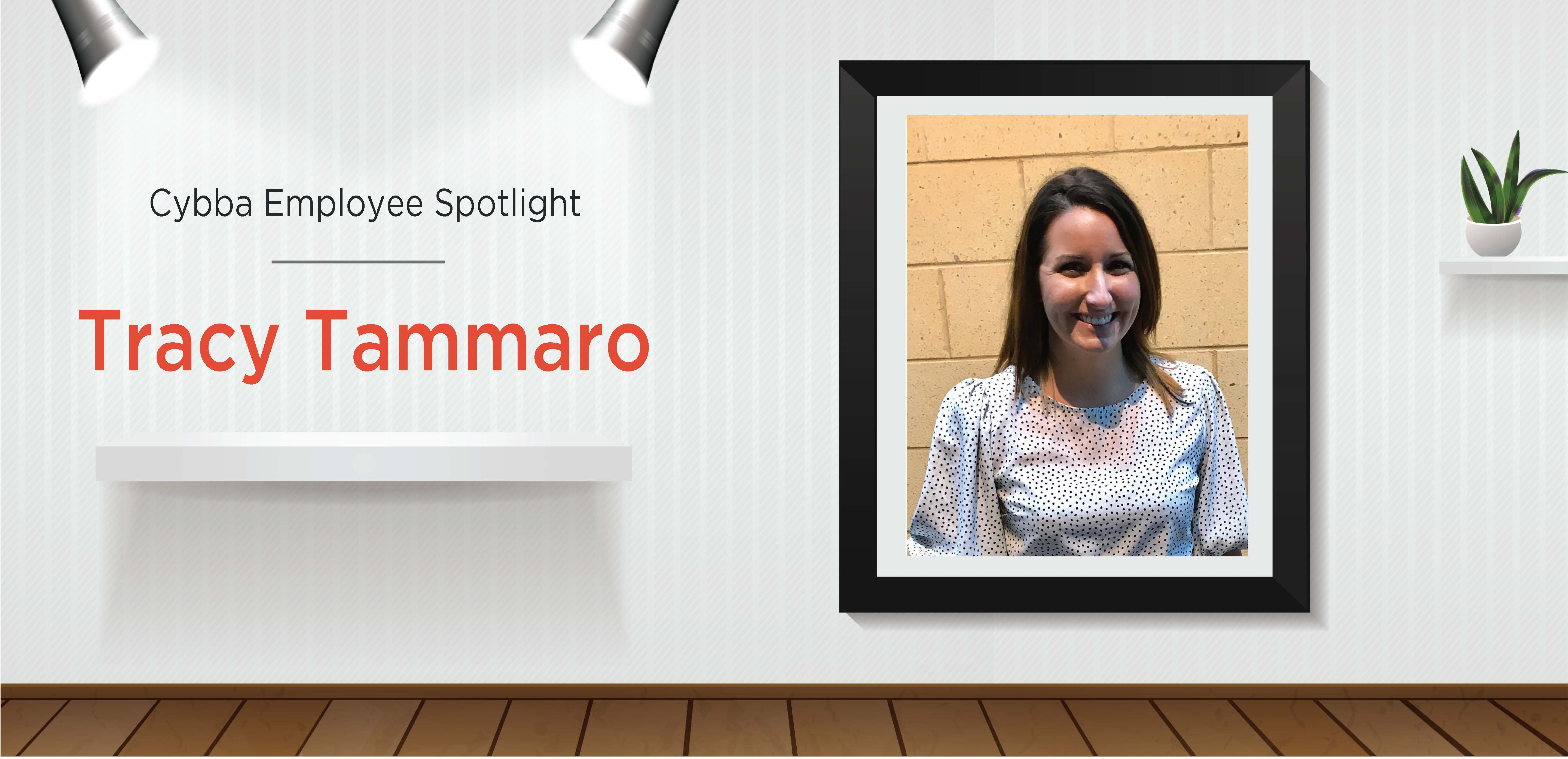 Employee Tracy Tammaro