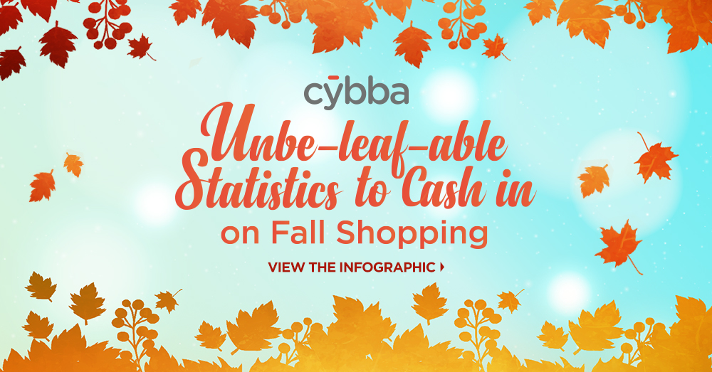 [Infographic] – Unbe-Leaf-Able Statistics To Cash In On Fall Shopping