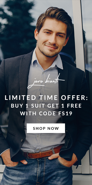 Limited Time Offer Buy 1 Suite Get 1 Free joro bianti display ad