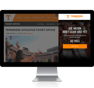 University of Tennessee onsite solution